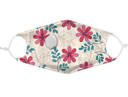 designer cloth face mask